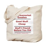 Funny Tote Tote Bag