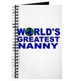 World's Greatest Nanny Journal
