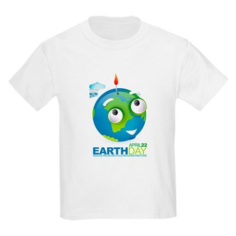 Eart Day Kids Light T-Shirt