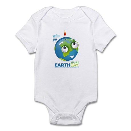 Eart Day Infant Bodysuit