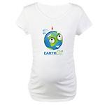 Eart Day Maternity T-Shirt