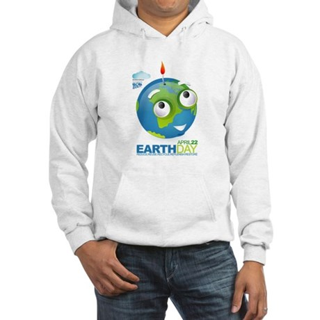 Eart Day Hooded Sweatshirt