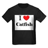 I Love Catfish T
