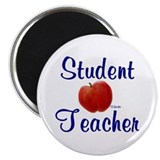 "Student Teacher 2.25"" Magnet (100 pack)"