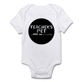 Teacher's Pet Infant Creeper