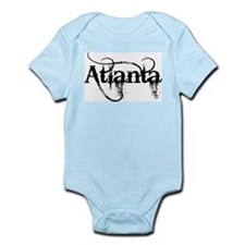 ATL COWBOY Infant Bodysuit