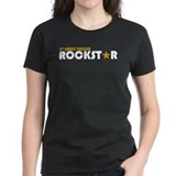 4th Grade Teacher Rockstar 2 Tee