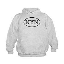 NYM Oval Hoodie
