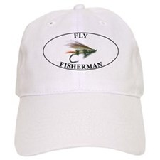 Fly Fisherman Baseball Cap
