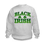 Once You go Irish You Never Go Back Kids Sweatshir