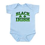 Once You go Irish You Never Go Back Infant Bodysui