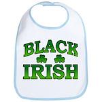 Once You go Irish You Never Go Back Bib