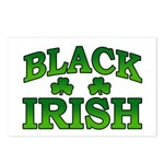 Once You go Irish You Never Go Back Postcards (Pac