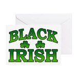 Once You go Irish You Never Go Back Greeting Cards