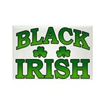 Once You go Irish You Never Go Back Rectangle Magn