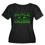 Once You go Irish You Never Go Back Women's Plus S
