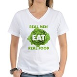 Real Men Eat Real Food Shirt