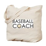 Baseball Coach Tote Bag