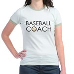 Baseball Coach Jr. Ringer T-Shirt