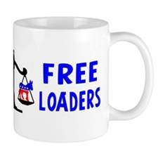 """Free Loaders"" Coffee Mug"