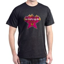 Damien Darling Black T-Shirt