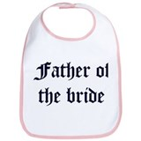 Father of the bride Bib