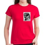 Stettiner Shortface Pigeon Women's Dark T-Shirt