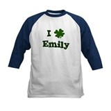 I Shamrock Emily Tee
