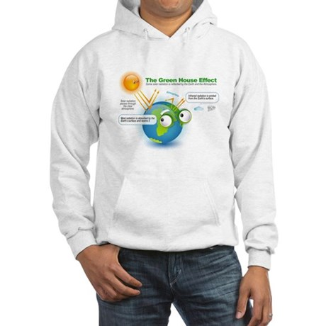 The Green House Effect Hooded Sweatshirt