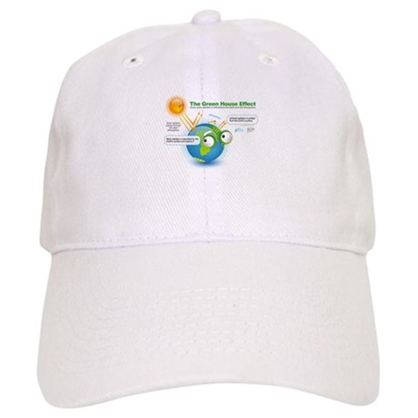 The Green House Effect Cap