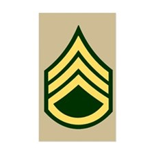 Staff Sergeant Sticker 1