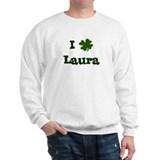 I Shamrock Laura Sweatshirt