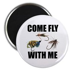 Come Fly With Me Magnet