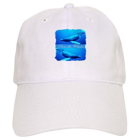 Save the Whales Cap