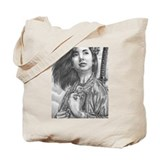 """Hope & Faith"" Tote Bag"