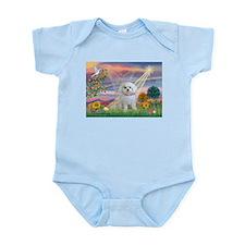 Cloud Angel / Maltese (R) Infant Bodysuit