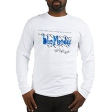 Blue Monday Long Sleeve T-Shirt
