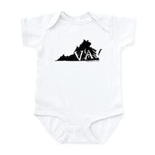 Virginia Infant Bodysuit