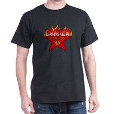 Damien Darling Red Star T-Shirt