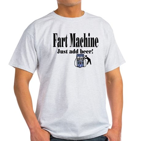Fart Machine picture Light T-Shirt