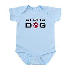 Alpha Dog Onesie