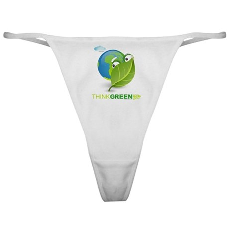 Think Green Classic Thong