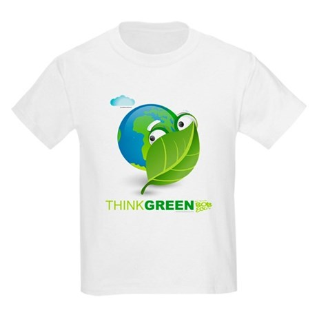 Think Green Kids Light T-Shirt