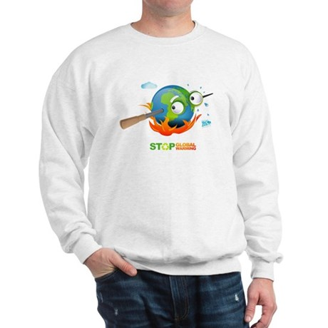 Earth Skewer Sweatshirt