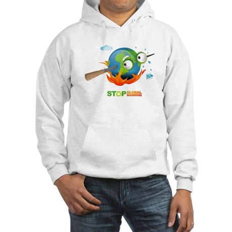 Earth Skewer Hooded Sweatshirt