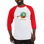 Earth Skewer Baseball Jersey
