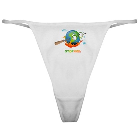 Earth Skewer Classic Thong