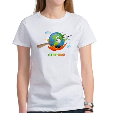 Earth Skewer Women's T-Shirt