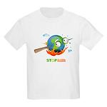 Earth Skewer Kids Light T-Shirt