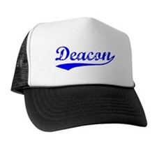 Vintage Deacon (Blue) Trucker Hat